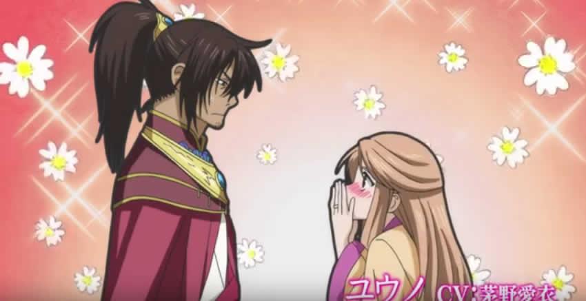 「 暁のヨナ 」 は少女漫画らしい三角関係の逆ハーレム的な描写だけじゃない?