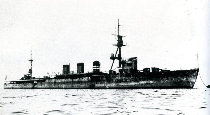 巡洋艦大井