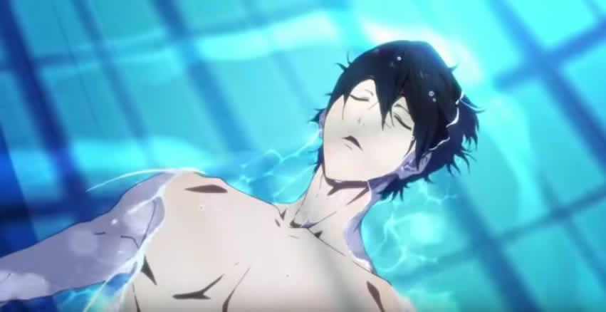 アニメ『 Free ! 』の「 橘真琴 」は、夏アニメの歴史に荒波を起こした シャチ系男子
