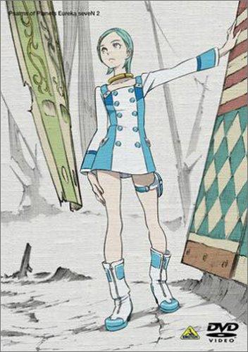 『交響詩篇エウレカセブン』サブカル好きにおすすめのラブコメロボットアニメ