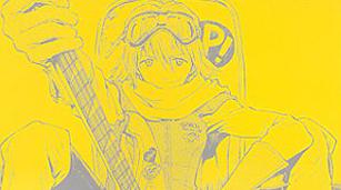 『フリクリ』邦ロック好きなら「the pillows」を堪能出来るアニメ