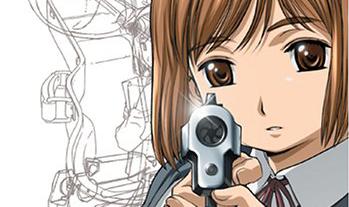 『GUNSLINGER GIRL』少女たちの切なくも残酷な物語(前編)