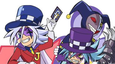 『怪盗ジョーカー』久々に来たLEVEL-5以外のコロコロ系新作アニメ!