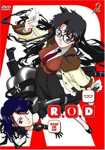 R O D Anime Characters : R o d 』これぞまさしく「紙」アニメ