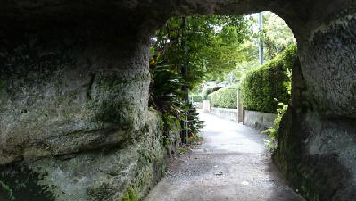 18寿福寺トンネル2
