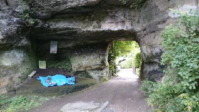 17寿福寺トンネル1