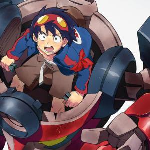 『天元突破グレンラガン』気持ちが沈んだ時にみたい、超熱血ロボットアニメ