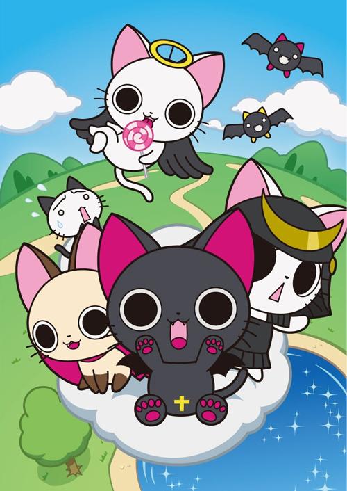 にゃんこ好き のあなたに贈る猫アニメ4撰!