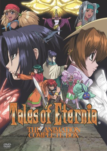 Tales of Eternia -THE ANIMATION-
