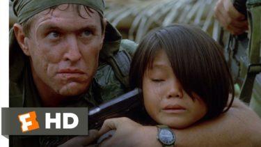 せめぎ合う「善」と「悪」。一兵士の視点でベトナム戦争を描く戦争映画「 プラトーン 」