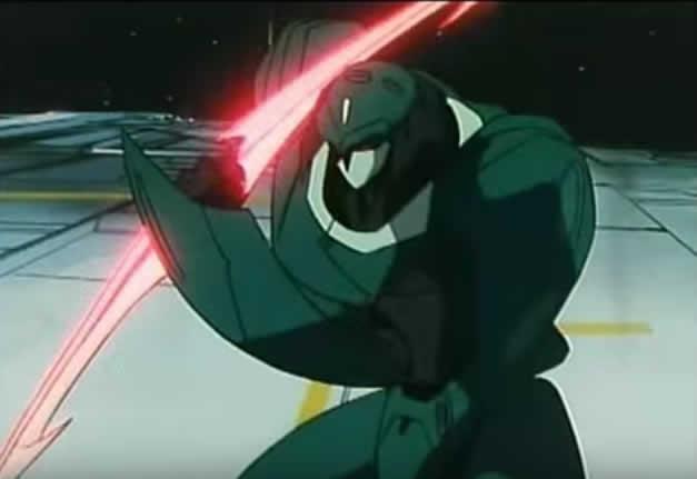 宇宙の騎士 テッカマンブレード