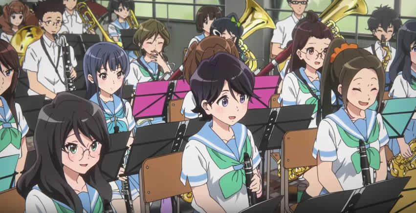 2016年秋アニメ特集!吹奏楽にかける青春アニメ『響け! ユーフォニアム2 』