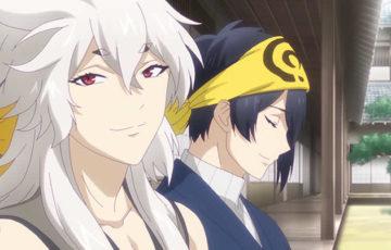 刀剣乱舞 -花丸- 第9話「長月: その過去があるから 」