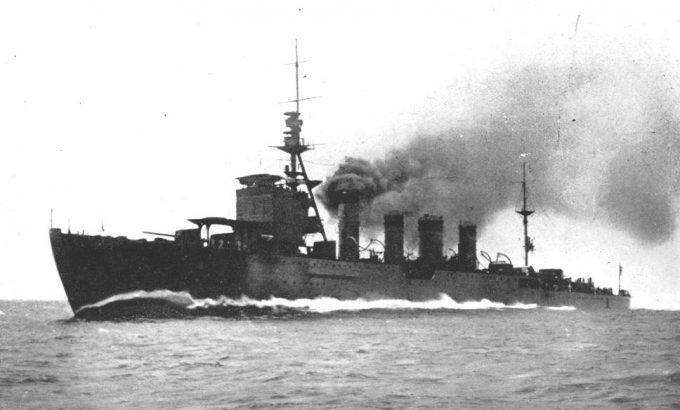 軽巡洋艦 川内