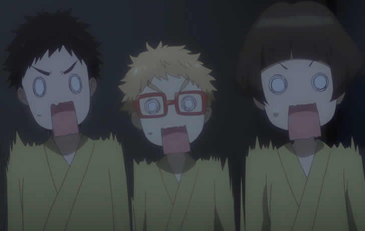 刀剣乱舞 -花丸- 第8話「葉月: 幽霊退治戦隊、結成! 」