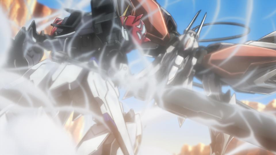 『 機動戦士ガンダム 鉄血のオルフェンズ 』2期 第12話(37話)「クリュセ攻防戦」