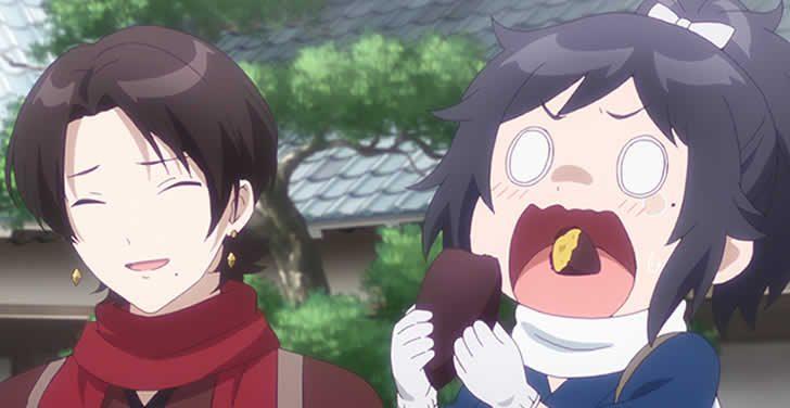 刀剣乱舞 -花丸- 第10話「神無月: 本当に大事な思い出 」