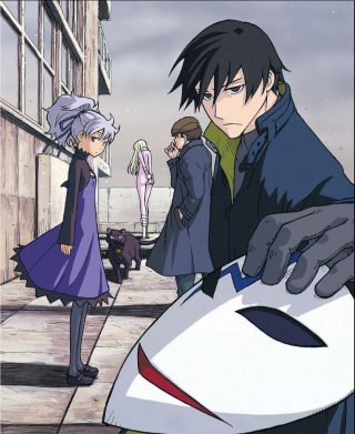 "DARKER THAN BLACK -黒の契約者- 覚醒ヒロイズム~THE HERO WITHOUT A ""NAME""~"