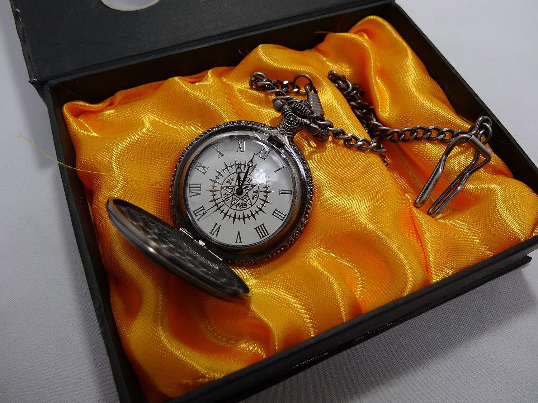 懐中時計がアニメファンにとっては身近なアイテムだって知ってましたか?