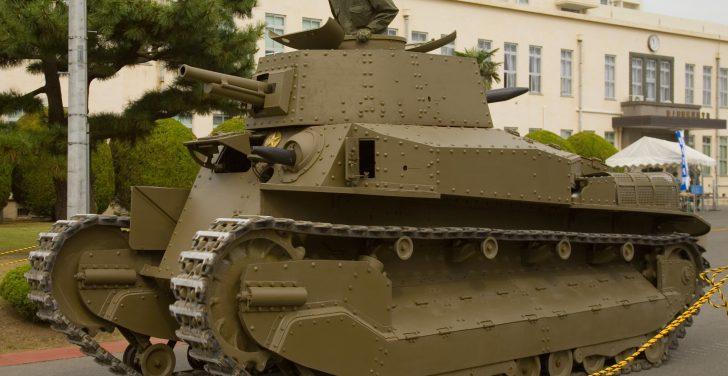 89式戦車甲型