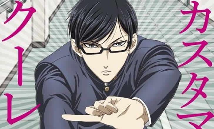 「坂本ですが?」の主人公 坂本の声優さんは宮野真守でもアリでしたよね?(LOVE宮野目線)