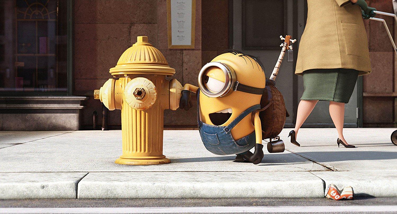 小さくて黄色いあいつらが大活躍! 気軽に見れるアニメ映画『 ミニオンズ 』