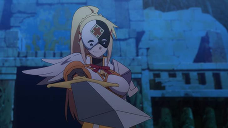 この素晴らしい世界に祝福を!2 第5話「この仮面の騎士に隷属を!」