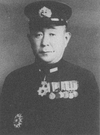 日本帝国海軍 山口多聞 少将 引用元:ulikipedia.org