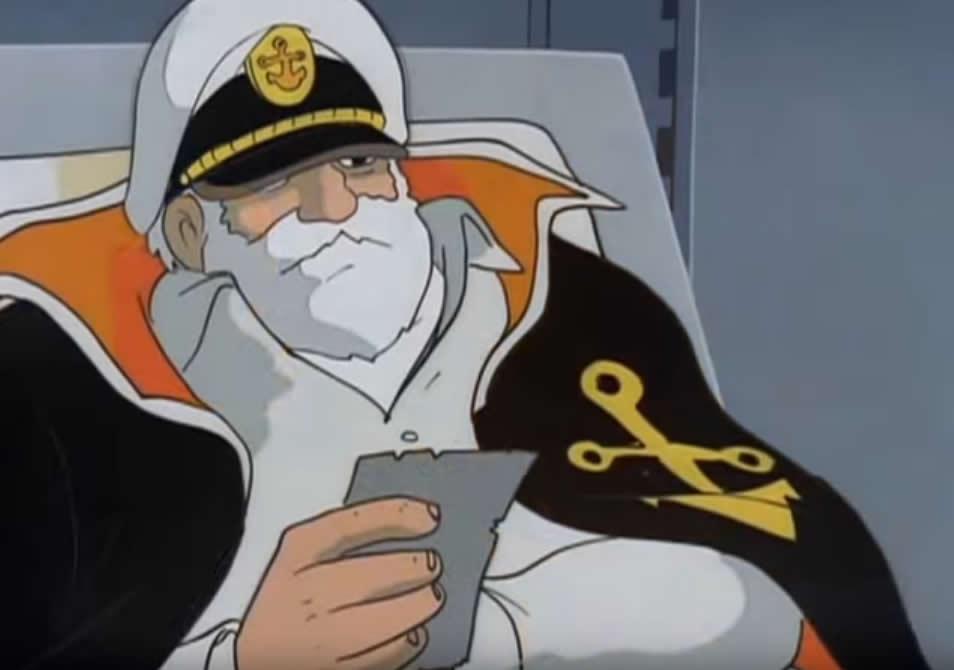 宇宙戦艦ヤマト (旧作)に見る、昭和という時代の責任の取り方