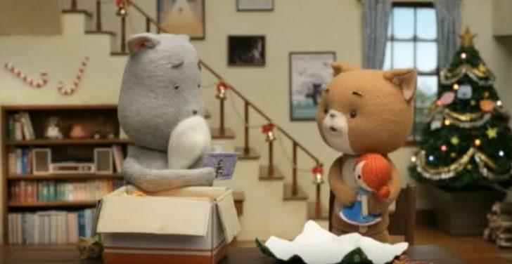 にゃにゃにゃー!!和みと癒しの可愛いこま撮り猫アニメ『 こまねこ 』