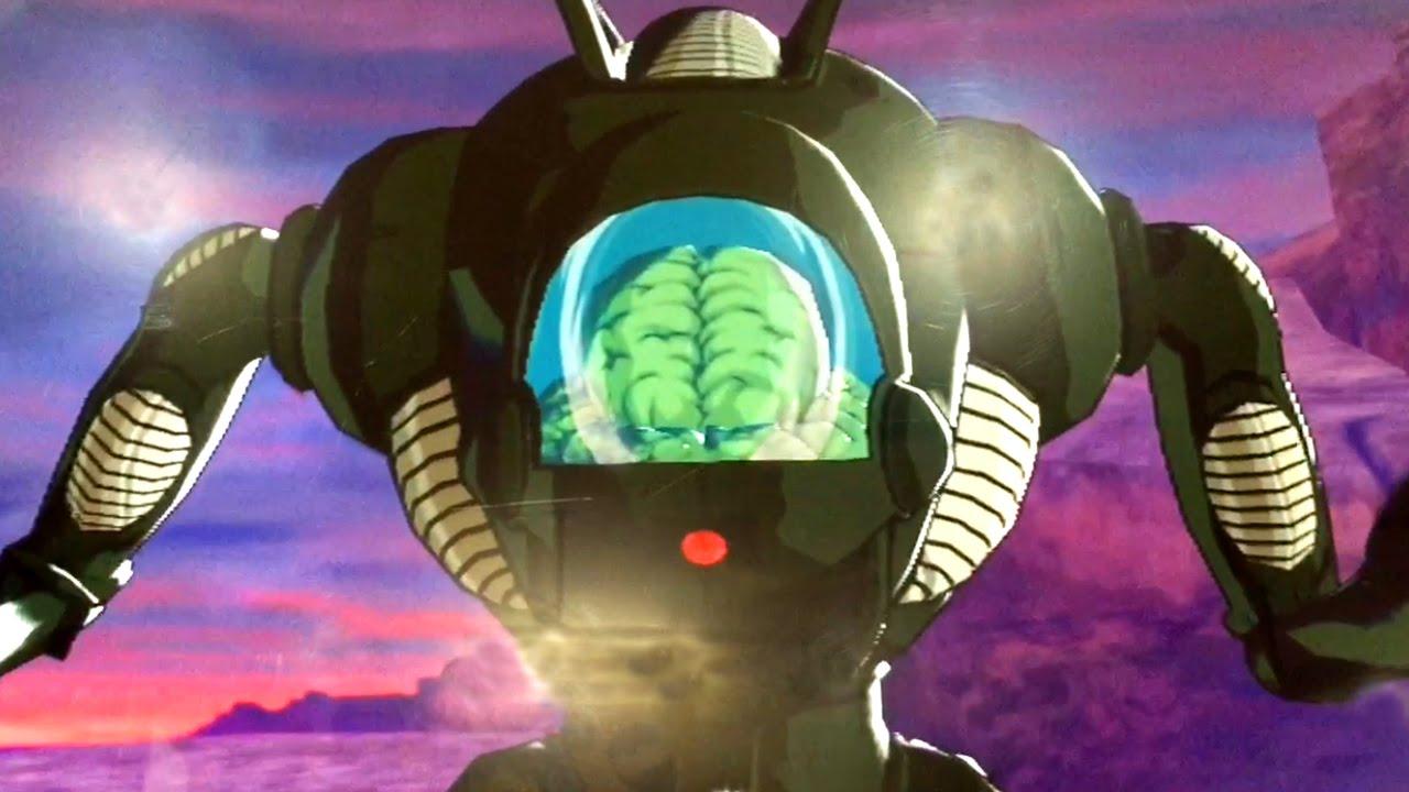『 ドラゴンボールZ 』チートな科学者!? 機械のボディをもつマッドサイエンティスト、Dr.ウィロー!!