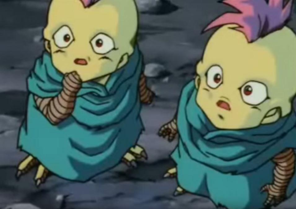『 ドラゴンボールZ 』に登場する名脇役たち! ネットで人気が急上昇した、アンゴル、モア、シャモ星人!!