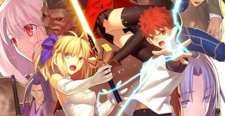 「 18禁ゲーム 」が元ネタの Fate/stay night