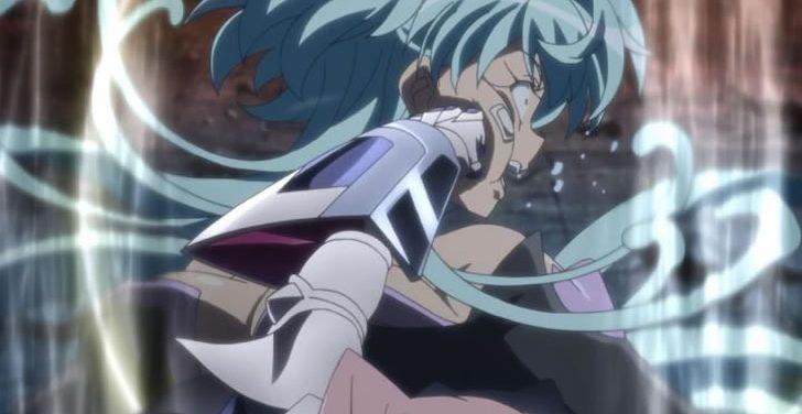 戦姫絶唱シンフォギアAXZ 第2話「 ラストリゾート 」【感想レビュー】