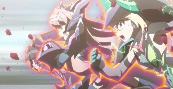 戦姫絶唱シンフォギアAXZ 第4話「 黄金錬成 」【感想レビュー】