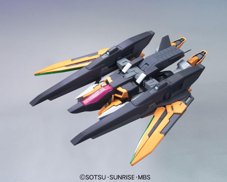 『 機動戦士ガンダム00 』可変MSの集大成!? 6つの目を持つ機体―― ガンダムハルート !
