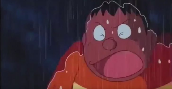 宇宙戦艦も軽々撃破する最強小学生!!私のスーパーヒーロー…その名は「 ジャイアン 」こと「 剛田武 」!