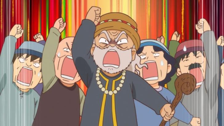魔法陣グルグル 第13話「 伝説!イエタ村! 」【感想コラム】