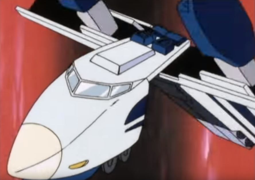 新幹線でロボと言えば勇者シリーズ!新幹線が合体ロボになる3作品