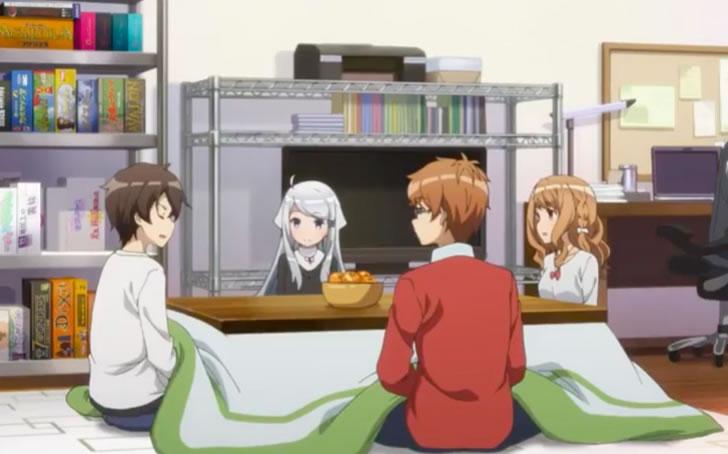 妹さえいればいい。  第1話 「料理上手の弟と全裸の美少女と気の合う友達さえいればいい。」【感想コラム】