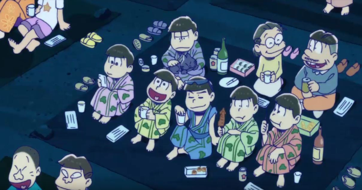おそ松さん 第2期 第5話「夏のおそ松さん」【感想コラム】
