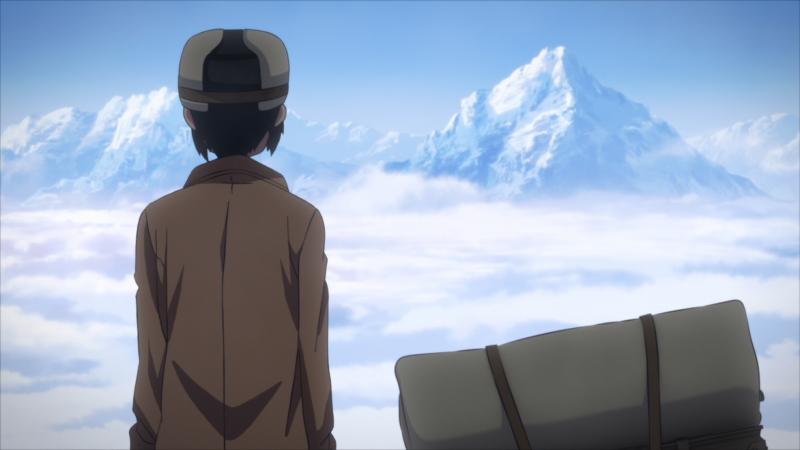 キノの旅 -the Beautiful World- the Animated Series 第二期6話目「雲の中で」【感想コラム】