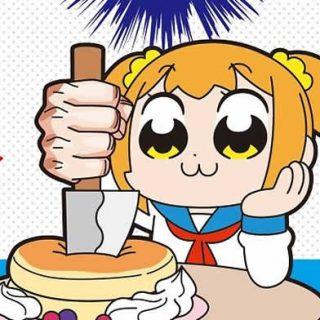 『ポプテピピック』緊急発表!「ポプテピピックCafe in SWEETS PARADISE」全国6店舗での開催決定!クソコラボカフェ爆誕に戦慄せよ!