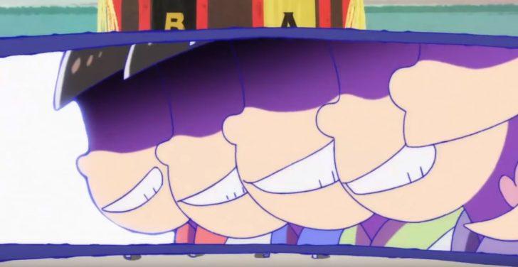 おそ松さん 第2期 第15話「 UMA探検隊2 」「 びん 」「 カラ松タクシー 」「 トッティクイズ 」【感想コラム】