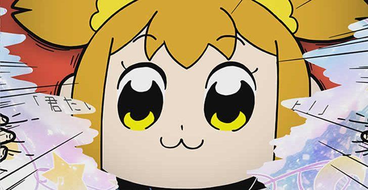 TVアニメ『 ポプテピピック 』第1話「出会い」【感想コラム】
