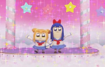 TVアニメ『 ポプテピピック 』第2話「異次元遊戯ヴァンヴー」【感想コラム】