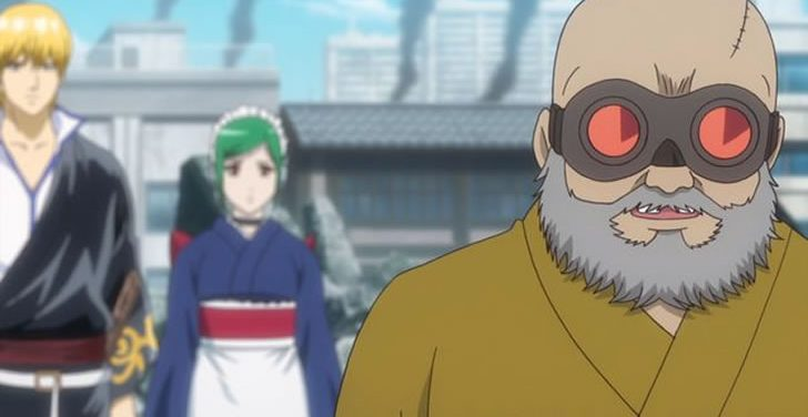TVアニメ『 銀魂 銀ノ魂篇 』第346話「爺さんは忘れてはいけないものを皺に刻む 」【感想コラム】