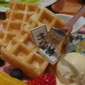 ポプテピピック Cafe in SWEETS PARADISE
