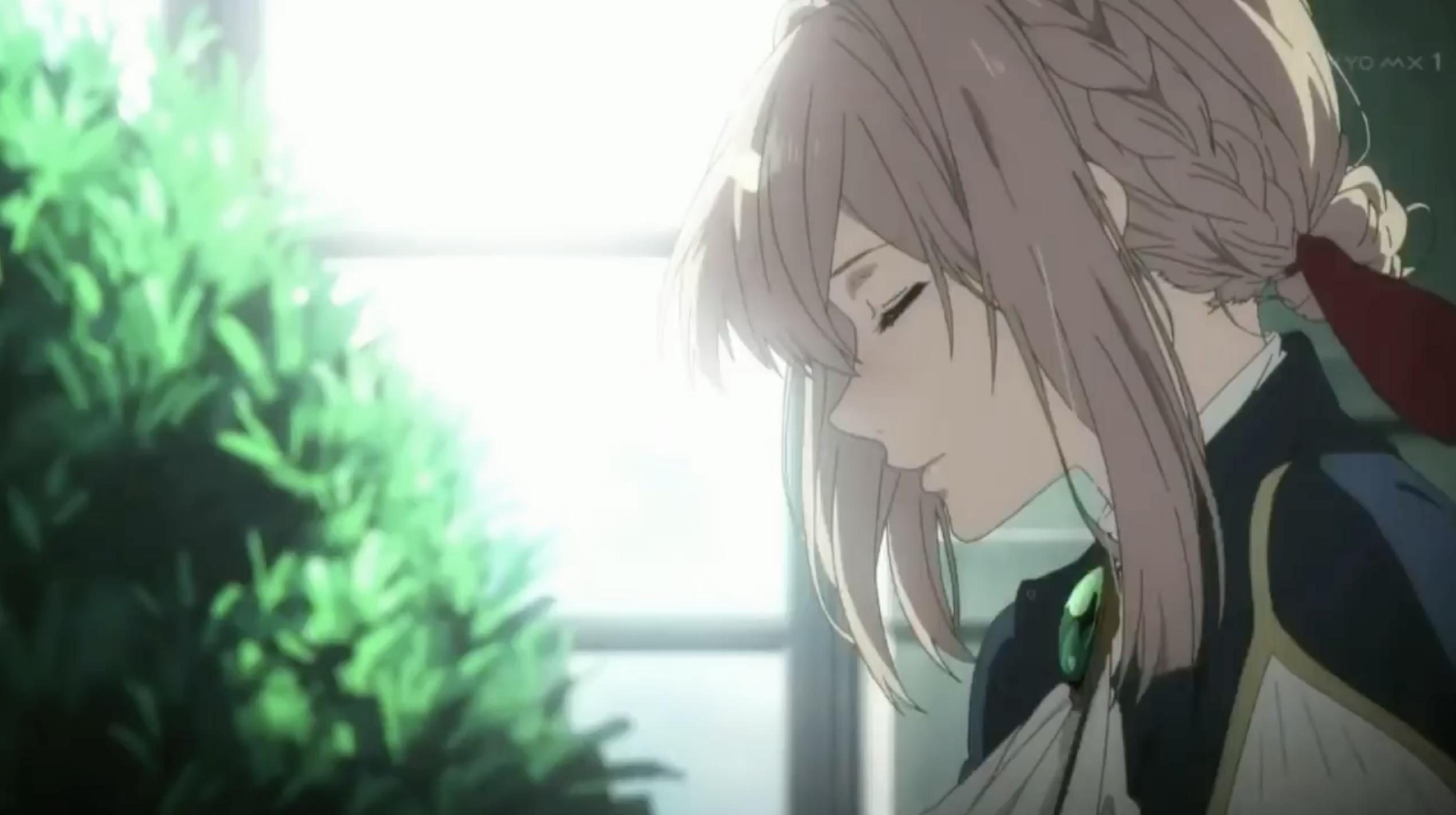 ヴァイオレット・エヴァーガーデン 第五話 感想コラム【連載】