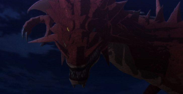 GATE で描かれる炎龍攻撃とファントム戦闘機【アニメ豆知識】